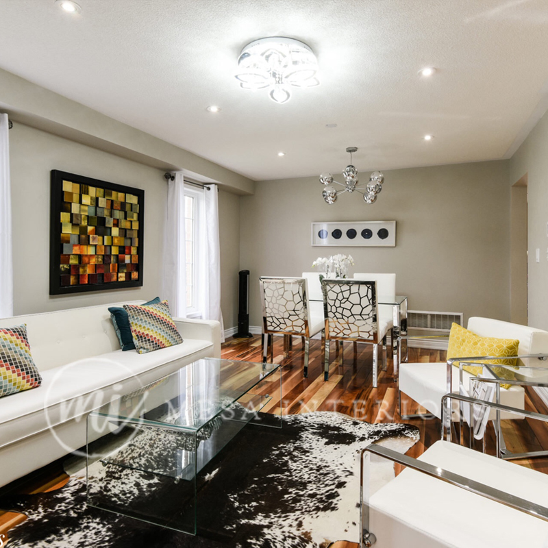 Mesa Interiors and Home Staging decors